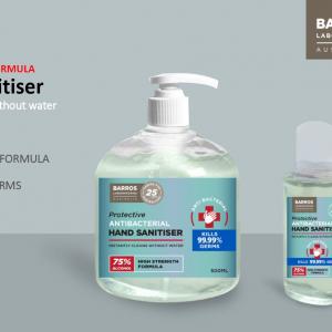 250ctn 60ml Hand Sanitizer